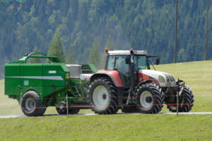 Traktor Anhängerversicherung